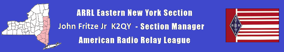 ARRL Eastern New York Section